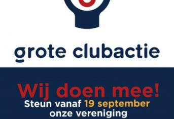 Prijzen voor beste verkopers Grote Clubactie bekend!