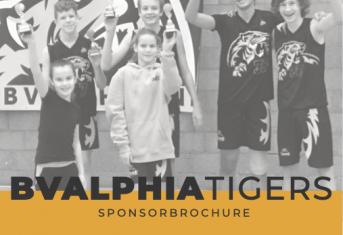 Nieuwe Sponsorbrochure BV Alphia